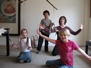 Bodhi School in Halifax - Shambhala Arts Day Festival