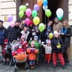 Detska sangha v Praze