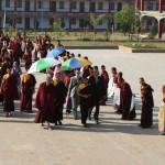 Tibetan New Year in Orissa, India
