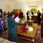 The Milarepa Children's Chorus