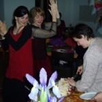 Five Wisdoms Program in Ticino, Switzerland 2005