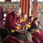 Recapping the Rinchen Terdzo in Orissa, India