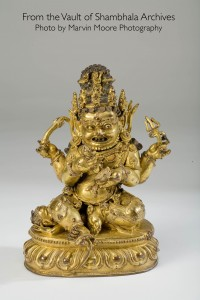 Four-Armed Mahakala
