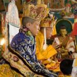Sakyong's Enthronement at Rinchen Terdzo