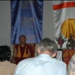 Ringu Tulku addresses the Bangkok Shambhala Meditation Group