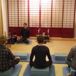 Exploring Pure Perception at Senge Ling