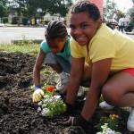 Community Garden Reaps Rewards in Spades