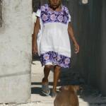 Mayan Woman, Puerto Morales, Mexico