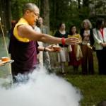 Sakyong Visits Atlanta