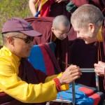 Lhasang at Gampo Abbey
