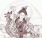 Yeshe Tsogyal: Woman and Feminine Principle