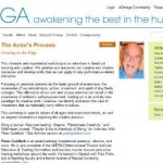 Peter Goldfarb Teaches at Omega Institute