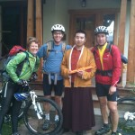 Bike Pilgrimage to Stupa: Photo Essay and Interview