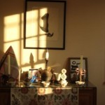 Home Shrines Are Where We Gather