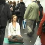 Meditation in the NYC Subway