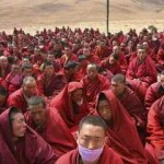 Thousands of Monks in Jyekundo for Quake Relief Efforts