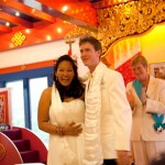 Mukpo Wedding Bells: Chandali Weds Eric Wilson
