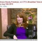Wendy Friedman Speaks on CTV