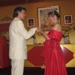 A French-German Wedding Twist