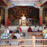 Shechen monastery, Bodhgaya