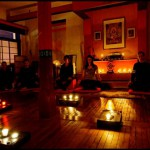 Earth Hour by Candlelight