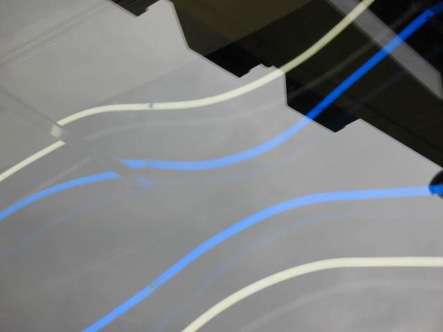 """Blue Ivory Curves"" by Joey Johannsen"