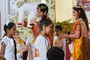 Yasodhara play performed on Vesak Day, April 2008