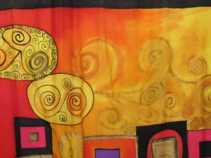 Klimt Pattern. Photo courtesy of Joey Johannsen.