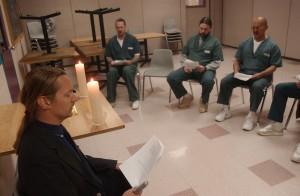 Meditation group, Limon Correctional Facility, Colorado