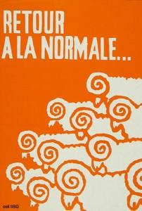 Poster by L'Atelier Populaire, Paris 1968