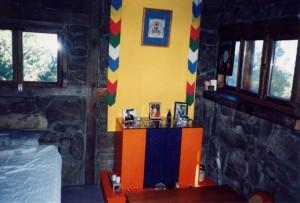 Garuda's shrine