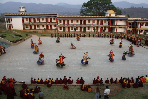 Recapping the Rinchen Terdzo in Orissa, India | Shambhala Times ...