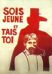 Poster by L'Atelier Populaire, Paris, 1968