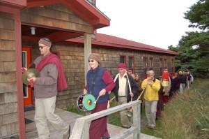 Gate closing circumnabulation, Sopa Choling