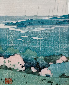 Arthur Wesley Dow, Rain in May (1907)