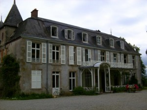 The chateau, Dechen Choling