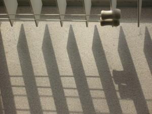 """Window blind"" - Miksang photo by Joey Johannsen"