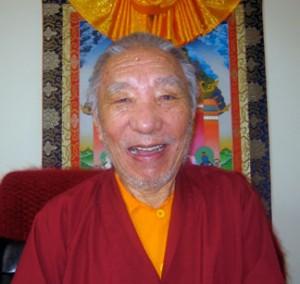 Khenpo Tsultrim Gyamtso Rinpoche, courtesy of Marpa Foundation
