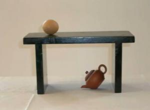 objects arrangement