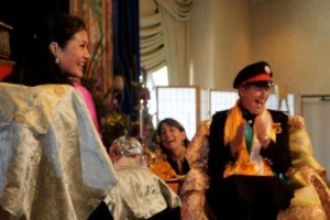 Laughter at the Shambhala Investiture. Photo courtesy of Helen Vink