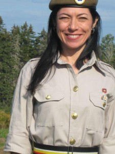 Rusung Valeria Pasta, Head of Shambhala Brazil