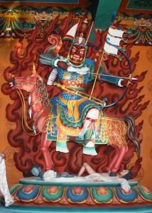 Gesar Trakpo (Wrathful Gesar)