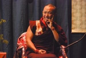 Sakyong Mipham Rinpoche in Halifax
