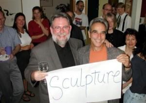 Steve Saitzyk with participants