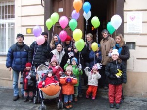 Shambhala Family Program 2009 in Prague