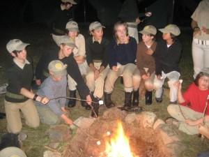 Sun Camp 2009 in Tatamagouche, Nova Scotia