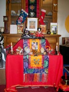 A Children's Shrine