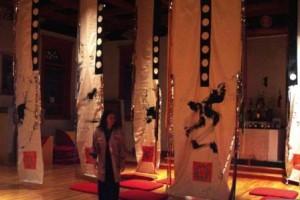 Lha Banners, 2003. Photo courtesy of Andrew Goetz.