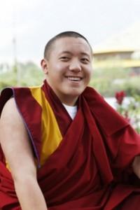 Dilgo Khyentse Yangsi Rinpoche, courtesy of KhyentsVisit2010