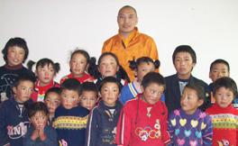 Khenpo Gawang 2007 Visit